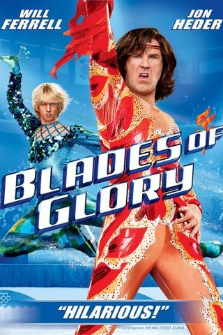 Poster for Blades of Glory (2007)