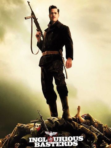 Poster for Inglourious Basterds (2009)
