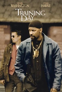 Poster for Training Day (2001)