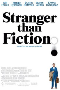 Poster for Stranger Than Fiction (2006)