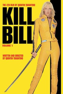 Poster for Kill Bill: Volume 1 (2003)