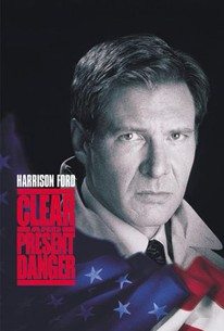 Poster for Clear and Present Danger (1994)