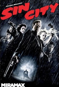 Poster for Sin City (2005)