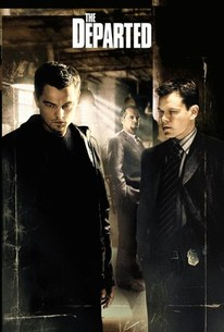 Poster for The Departed (2006)
