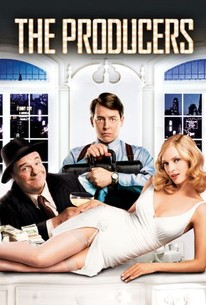 Poster for The Producers (2005)