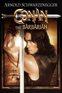 Poster for Conan the Barbarian (1982)