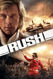 Poster for Rush (2013)