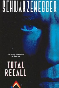 Poster for Total Recall (1990)