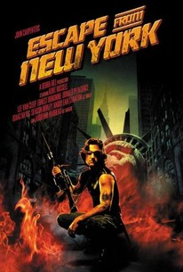 Poster for Escape from New York (1981)