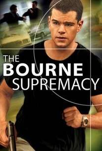 Poster for The Bourne Supremacy (2004)