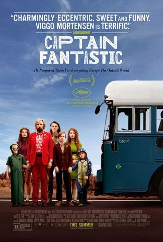 Poster for Captain Fantastic (2016)