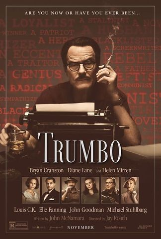 Poster for Trumbo (2015)