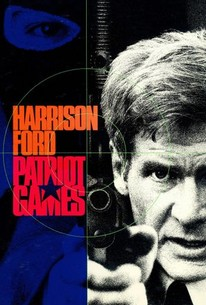 Poster for Patriot Games (1992)