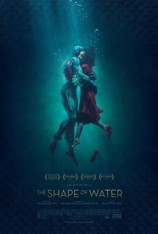 Poster for The Shape of Water (2017)