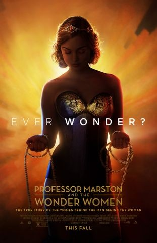 Poster for Professor Marston and the Wonder Women (2017)