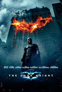Poster for The Dark Knight (2008)