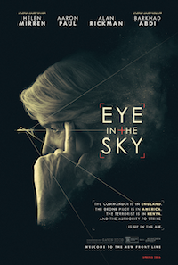 Poster for Eye in the Sky (2015)