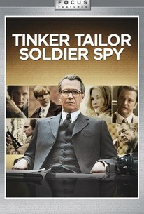Poster for Tinker Tailor Soldier Spy (2011)
