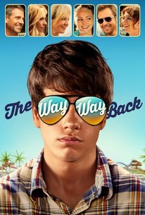 Poster for The Way Way Back (2013)