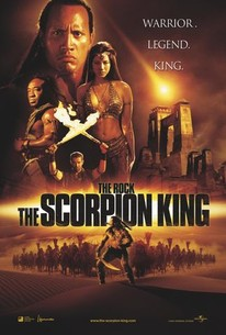 Poster for The Scorpion King (2002)